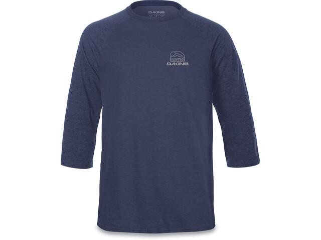 Dakine Well Rounded T-Shirt Herrer blå   Trøjer